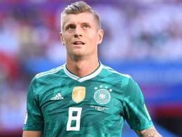 DFB-Karriere geht für Kroos weiter -