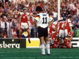 25 Jahre nach der EM: DFB-Elf trifft wieder auf Dänemark