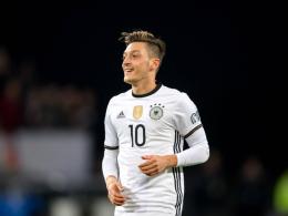 Özil erneut Liebling der deutschen Fußballfans