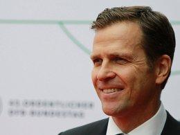 Bierhoff für Neudefinition des Sportdirektor-Postens