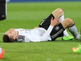 DFB-Tross ohne Weigl nach Baku - Özil fraglich