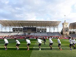 Wer hütet das Tor in Baku? - Gomez stürmt