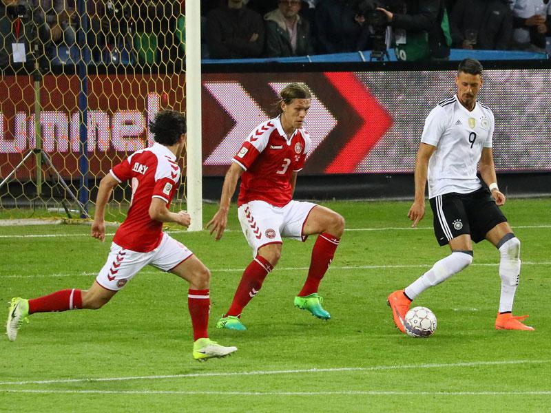 DFB-Elf in der Einzelkritik: Noten für Draxler und Co