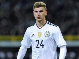 Kader komplett: Werner stößt zum DFB-Team
