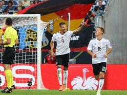 Wagners Kür bei Deutschlands Pflichtaufgabe