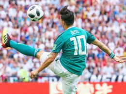 Brandt erbt Özils Nummer 10