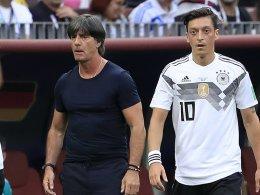 Löw über Özil: