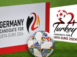EM-Bewerbung: Lob für Deutschland, Rüffel für Türkei