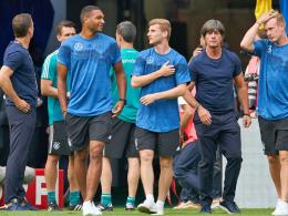 Löw nominiert Tah für Duell gegen Frankreich nach