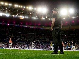 Bilder: Deutschland freut sich im Stade de France zu früh