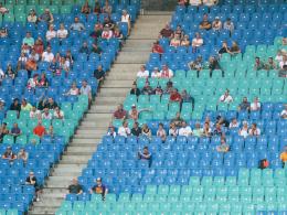 Dem DFB droht in Leipzig ein Zuschauerfiasko
