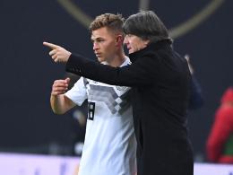 Für Deutschland geht es gegen Holland schon um die EM