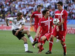 DFB-Elf startet 2019 in Wolfsburg gegen Serbien