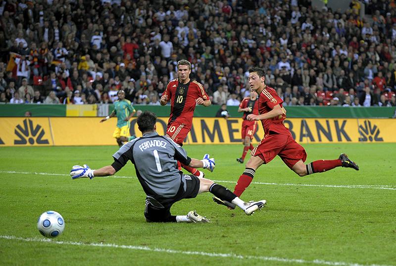 Özil im DFB-Dress: Von der
