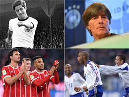 Ex-Weltmeister vs. Weltmeister: Fakten zum DFB-Auftakt