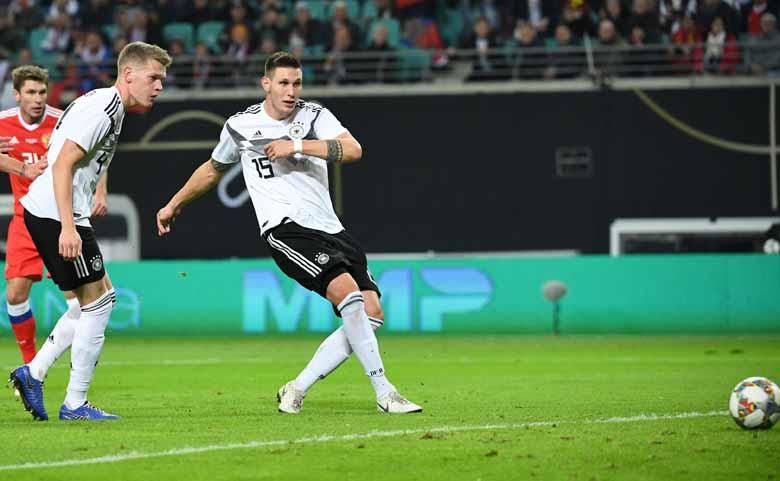 Zwei Zweier: Die Noten zu Deutschland gegen Russland