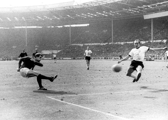 Wembley, Elfmeter und die deutsche Revanche
