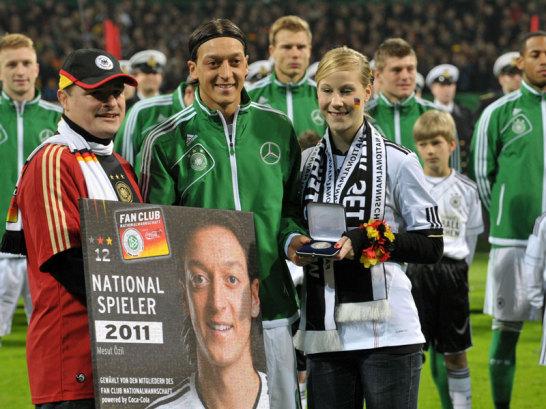 DFB-Spieler des Jahres 2011