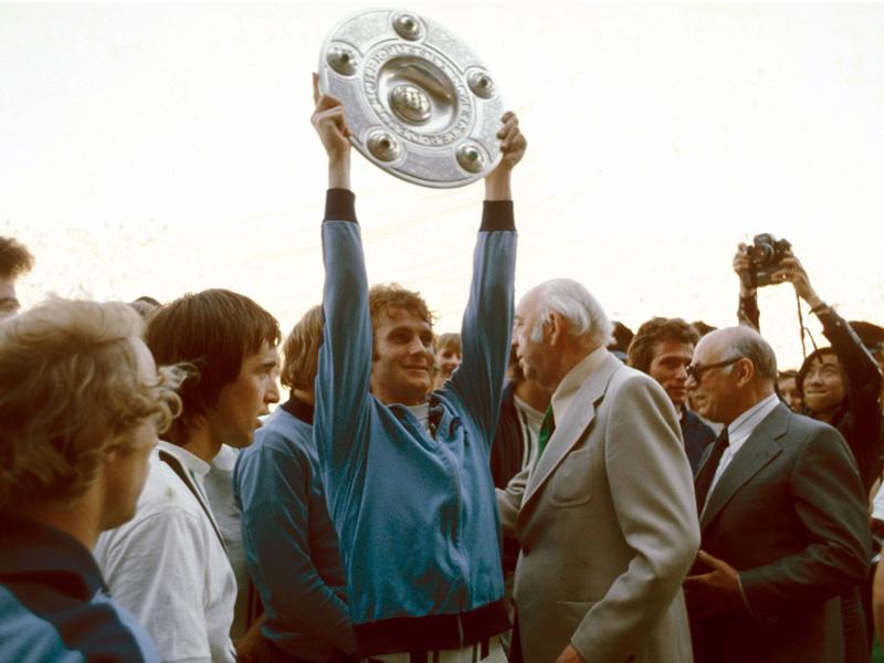 Alles Gute zum 65. Geburtstag, Rainer Bonhof!