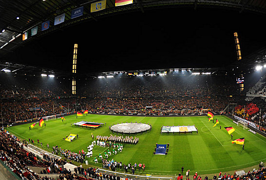 Rhein-Energie-Stadion von K�ln