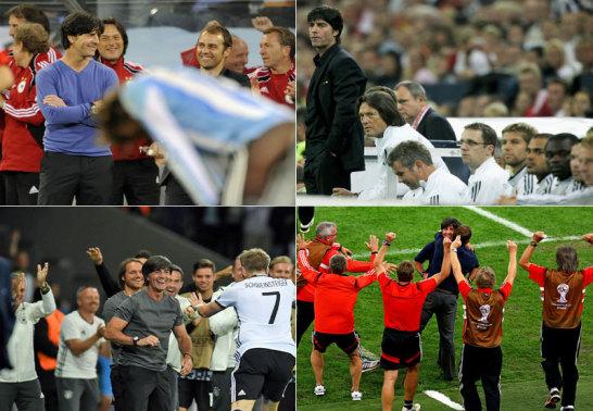 10 Jahre Bundestrainer: Joachim L�w.