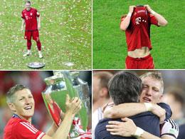 Bastian Schweinsteiger: Viele Triumphe und ein paar Tränen
