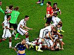 Die Jubelbilder der deutschen Mannschaft