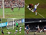 Bilderstrecke zum Spiel gegen Frankreich