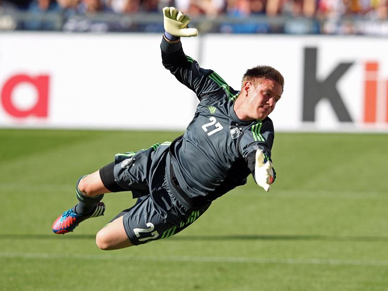 DFB-Youngsters: San� springt auf Platz sieben
