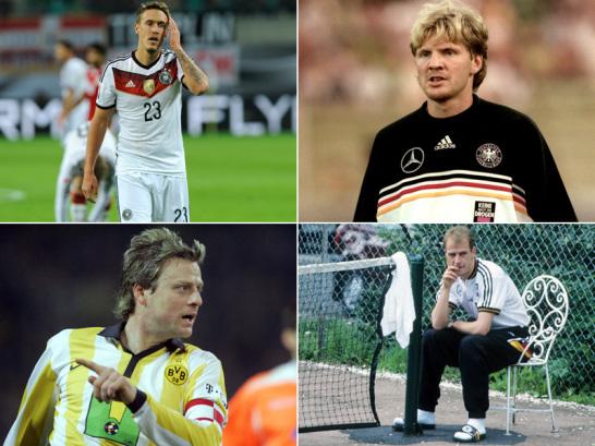 DFB-Verbannungen - eine Übersicht