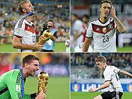 Löws Härtefälle: Einige Weltmeister fehlen