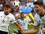 Deutschlands Zeugnis beim 3:0 gegen die Slowakei