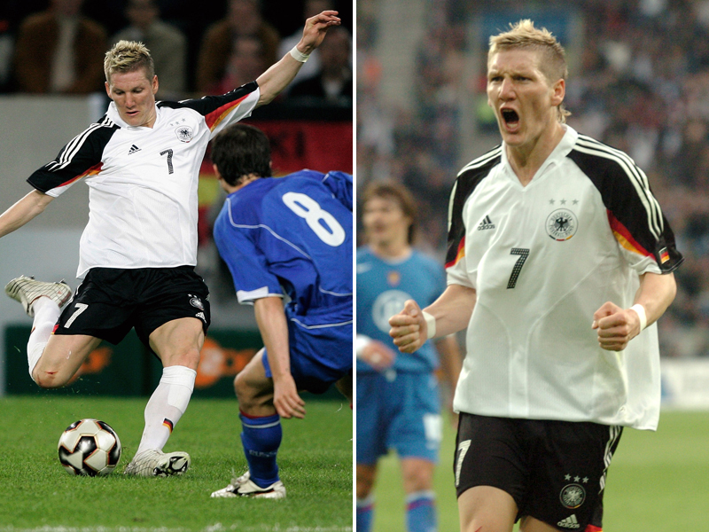 Shootingstar, Kapit�n, Weltmeister: Schweinsteiger tritt ab