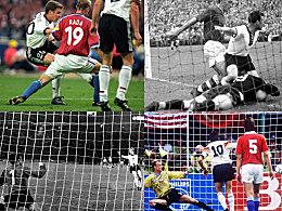 DFB-Elf gegen Tschechien: Drama, Fehlschuss, Golden Goal