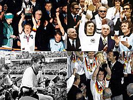 Ehrenspielführer: Klinsmann in illustrem Kreis