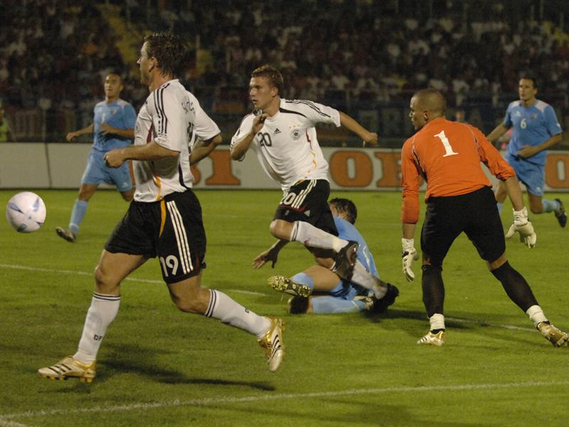 13:0 in San Marino - Deutschlands Rekord-Auswärtssieg