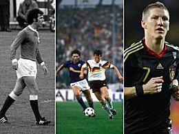Draxler wird zum zweitjüngsten DFB-Kapitän