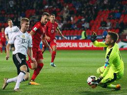 DFB-Team siegt dank Hummels' spätem Treffer