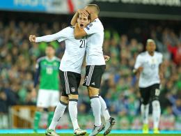 Traumtor Rudy - DFB-Elf qualifiziert sich für die WM!