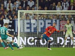 Müller antwortet Rodrigo Moreno