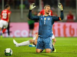 Nach Unwetter: DFB verspielt Özils Führungstor