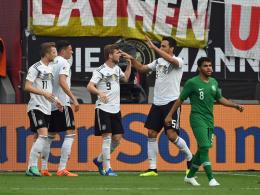Werner bringt den Sieg auf den Weg