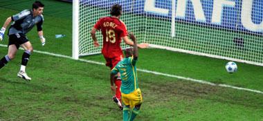 Gomez netzt zum 1:0 ein
