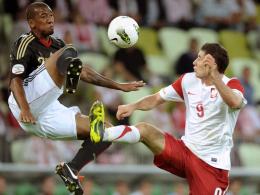 Boateng gegen Lewandowski