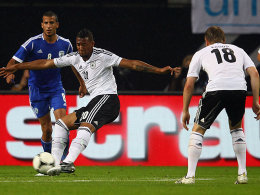 Jerome Boateng (li.), Toni Kroos (re.)