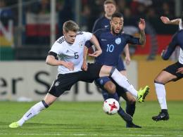 Amiris Treffer beschert DFB-Elf den Sieg