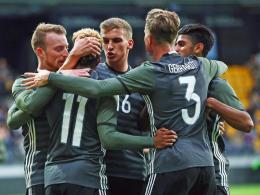 Gnabrys Solo bringt Deutschland der EM ganz nah