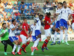 Israel und Norwegen trennten sich zum Auftakt der U-21-Europameisterschaft 2:2