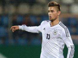 Bei der EM war er nicht dabei, nun kehrt er in die U 21 zurück: Moritz Leitner.