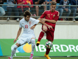 Nemanja Petrovic gegen Gerard Deulofeu